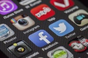 bericht delen met social media