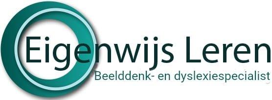 Eigenwijs Leren Logo