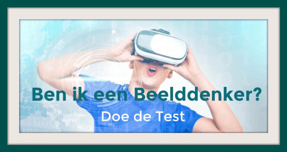 BEELDDENK TEST